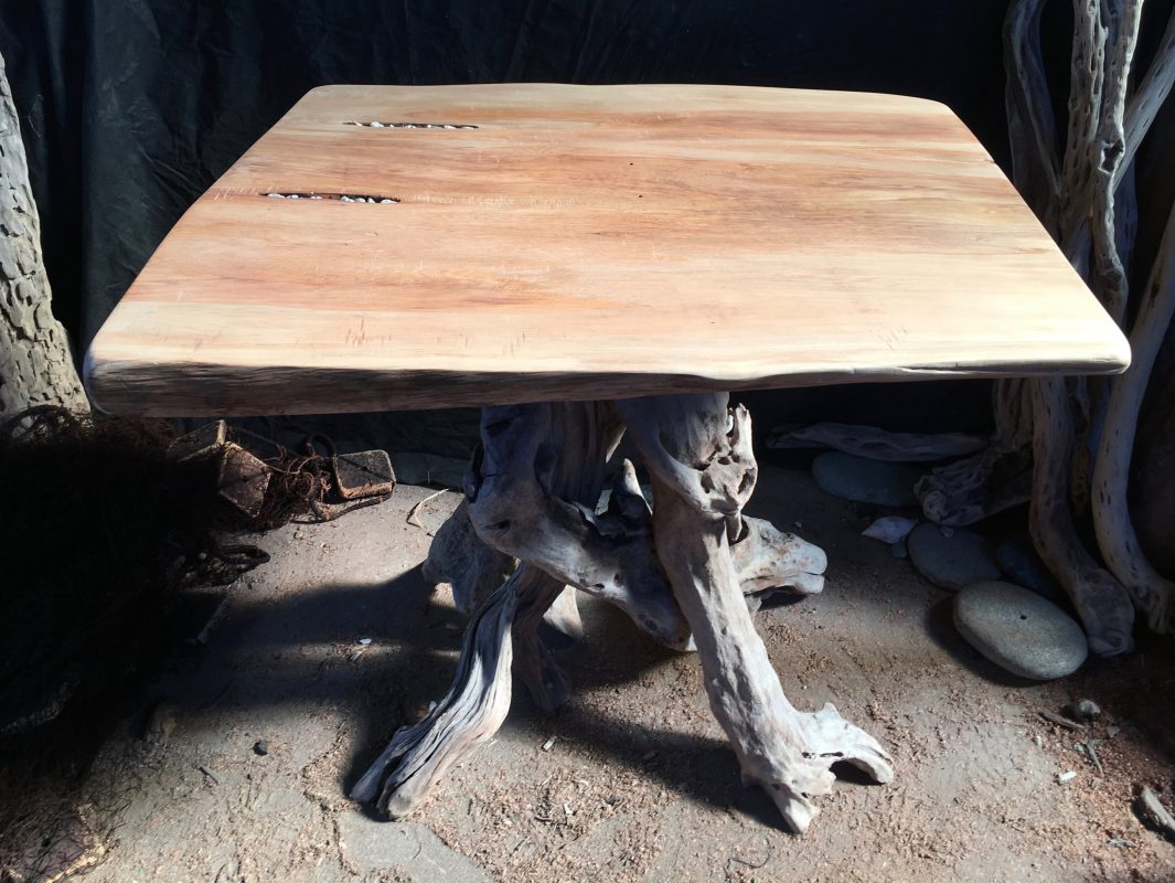Driftwood Tables, Chairs & Furnishings